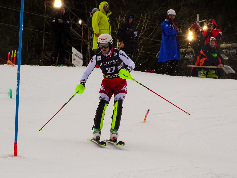 Joshua Sturm Jaun Slalom